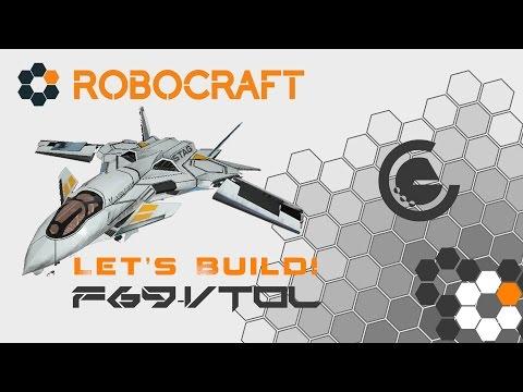 Robocraft [Let's Build!] [Hybrid Plane] [F69-VTOL]