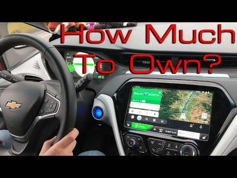 How Much It's Cost To Run Our 2017 Chevrolet Bolt EV So Far!
