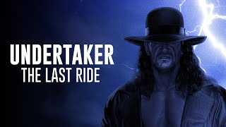 Undertaker: The Last Ride premieres this Sunday on WWE Network