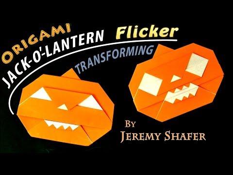 Jack-O'-Lantern Flicker
