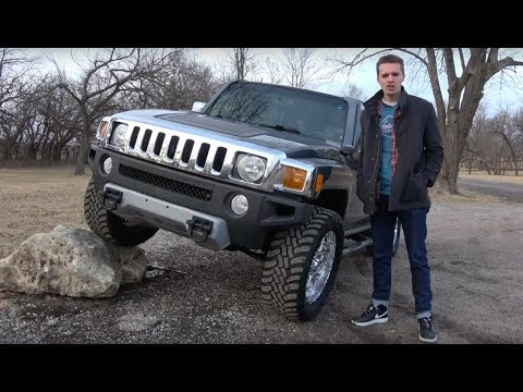 The Hummer H3 is Much Better than You Think
