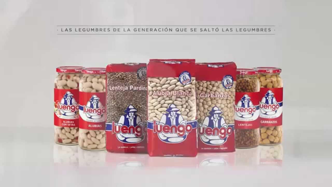 Resultado de imagen de legumbres luengo
