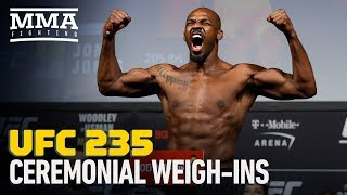 ufc-235-ceremonial-weigh-in-highlights-mma-fighting