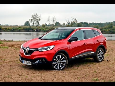 renault kadjar 1 6 dci 4x4 bose pierwsze wra enie pl youtube. Black Bedroom Furniture Sets. Home Design Ideas