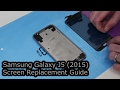Samsung Galaxy J5 (2015) Screen Replacement