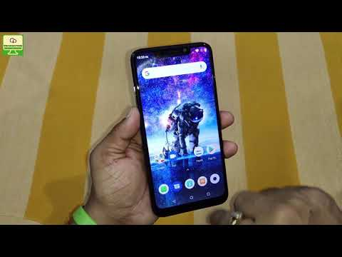 Micromax Infinity N12 Camera And Review