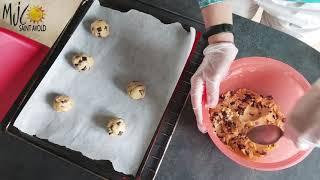 Les Tutos d'Huguette : recette de  cookies maison