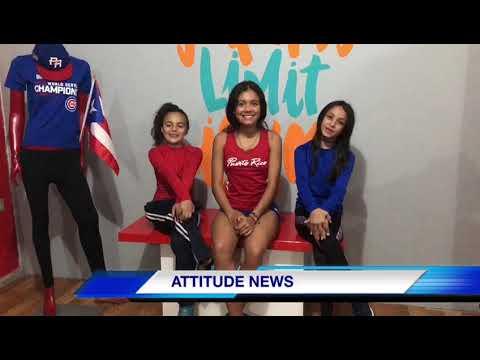 """""""Attitude News""""- Entrevista a Selimar Santiago atleta Panamericana"""