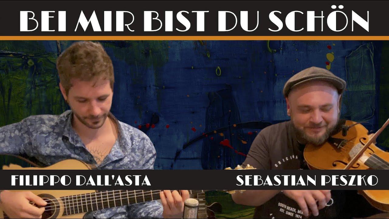 Bei Mir Bist Du Schön (Gypsy Jazz) - Viola & Guitar Duo