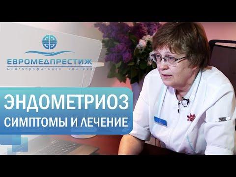 Ищенко Ирина Георгиевна, врач акушер-гинеколог (к.м.н) клиники ЕВРОМЕДПРЕСТИЖ о «Эндометриозе»