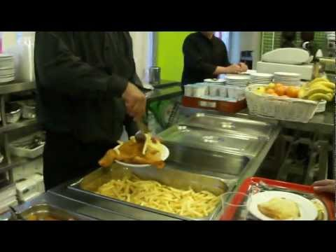 EduKick Madrid Football & Education Academy - La Comida Espanola (Spanish Food)
