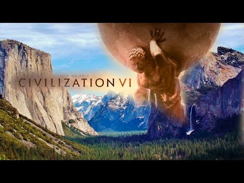 Civilization 6 - Natural Wonders in real life
