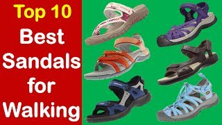Best Sandals for Walking Long Distance - Best Sandals for Women