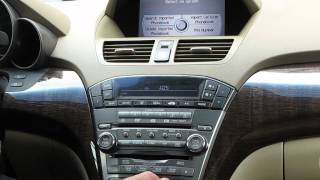 2007 Acura MDX Импортирование контактов из телефона.(Видео на примере Nokia 6500, но разницы нет в самом процессе импортирования., 2013-05-27T10:29:22.000Z)