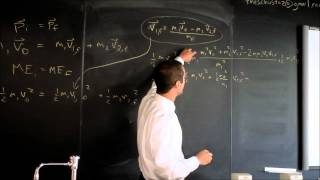 Derivation of Final Velocities in Elastic Collisions | Doc Physics