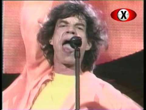 "The Rolling Stones ""Bridges to Babylon Tour"", Buenos Aires 1998"
