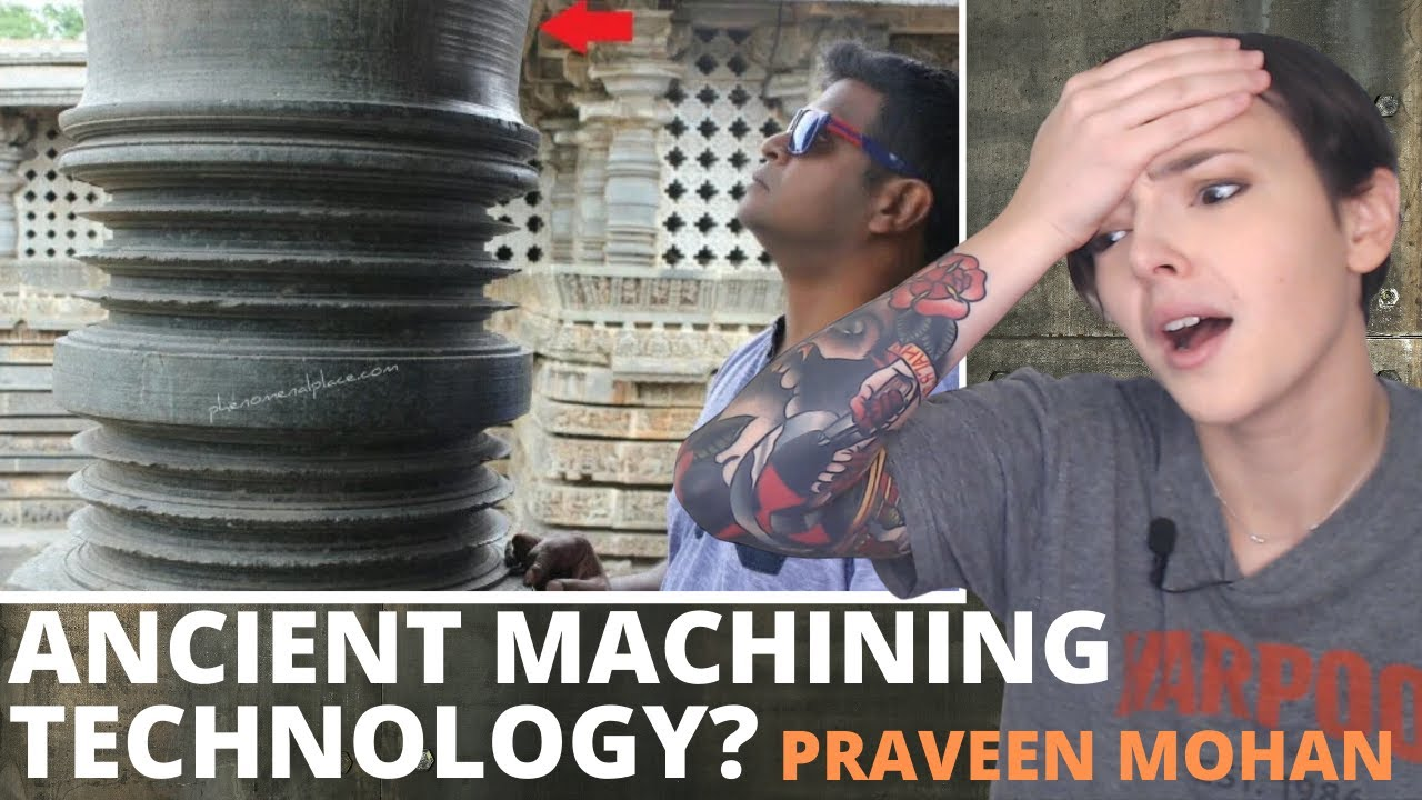 Hoysaleswara Temple, India - Built with Ancient Machining Technology? | REACTION!!!