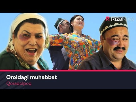 Qalpoq - Oroldagi muhabbat | Калпок - Оролдаги мухаббат (hajviy ko'rsatuv) 2020