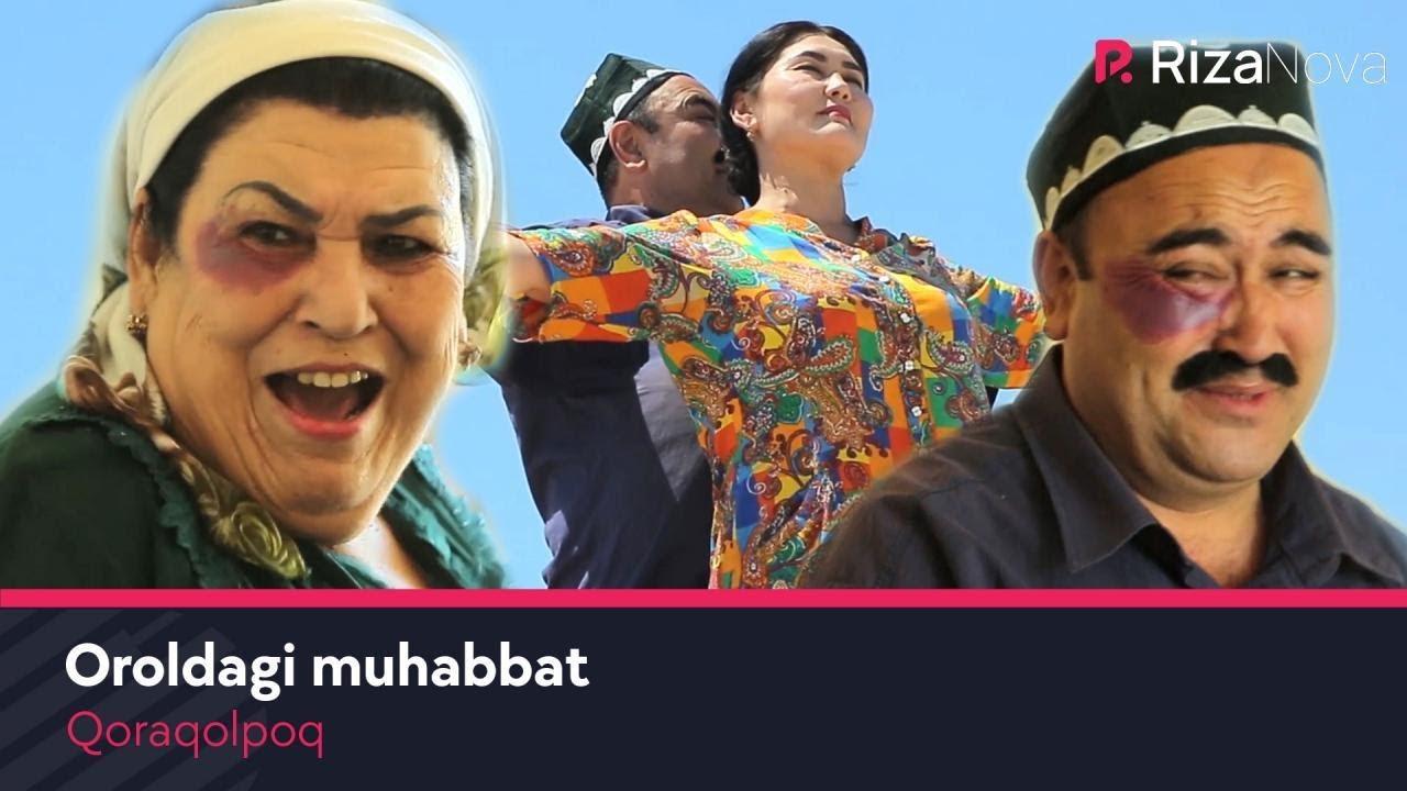 Qalpoq - Oroldagi muhabbat / HD