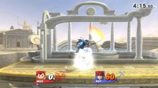 That dang Roy - Ness vs Roy 1