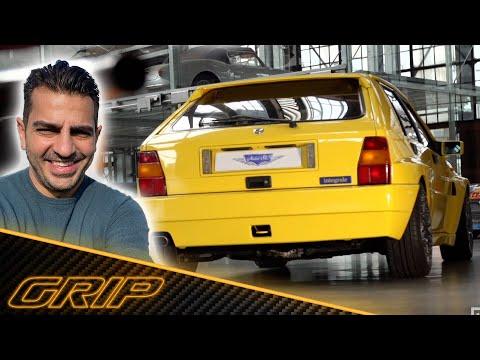 Hamid sucht Motorsport-Klassiker: