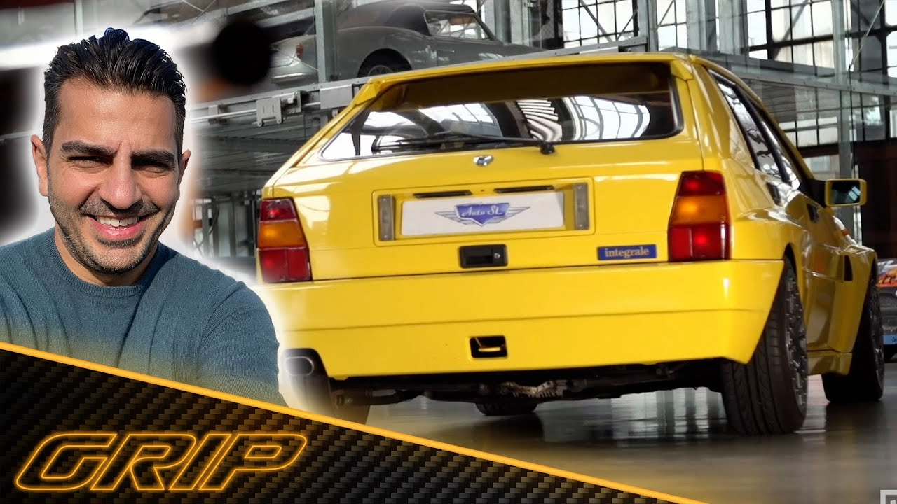 Download Hamid sucht Motorsport-Klassiker: E30 M3, Delta Integrale oder Urquattro 🔥😎🏁 I GRIP