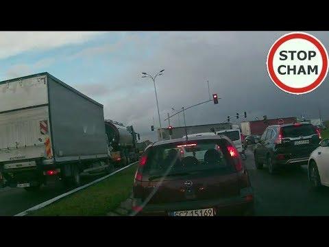Chaos na skrzyżowaniu z DK1   #59 Wasze Filmy