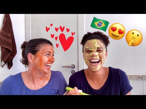 All Natural Anti-Aging Brazilian Secrets – Face Masks