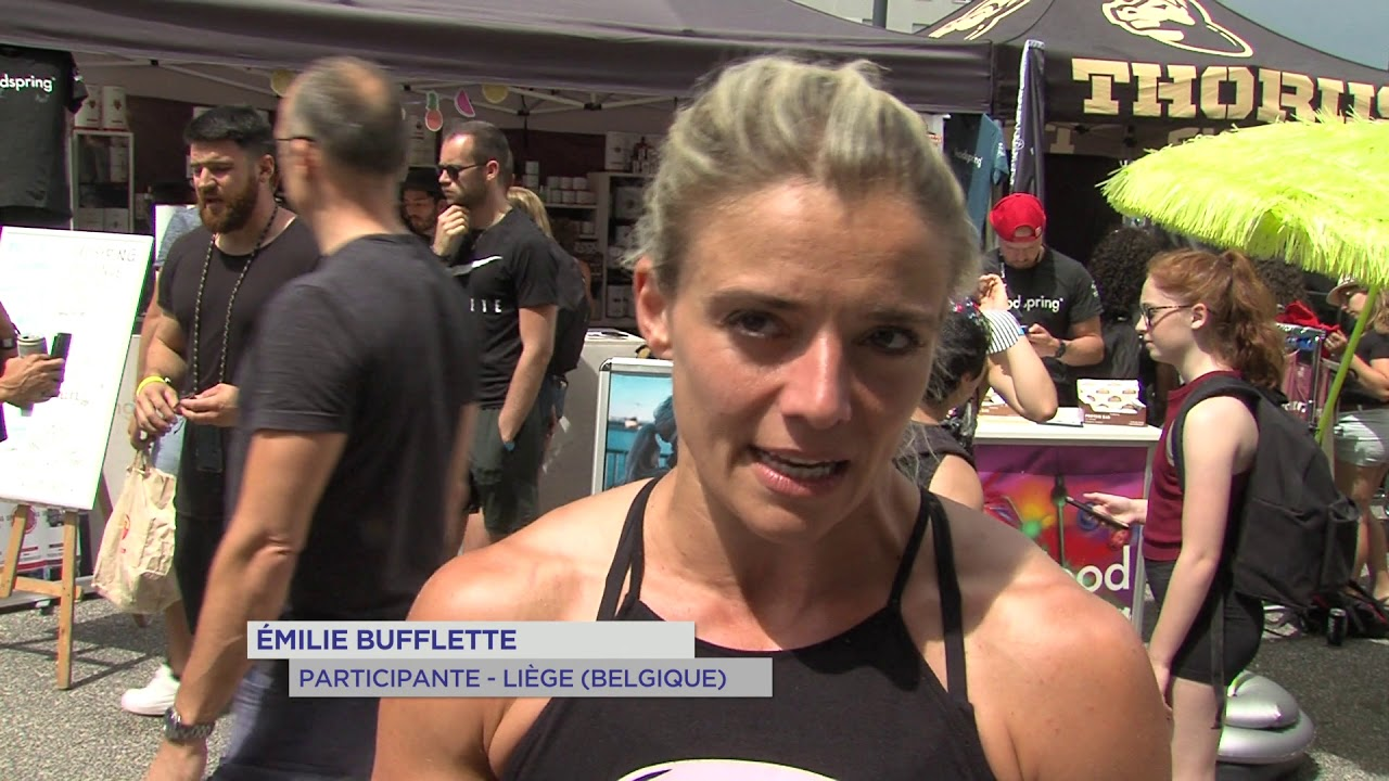 Yvelines | Crossfit : Une compétition au Vélodrome de Saint-Quentin-en-Yvelines