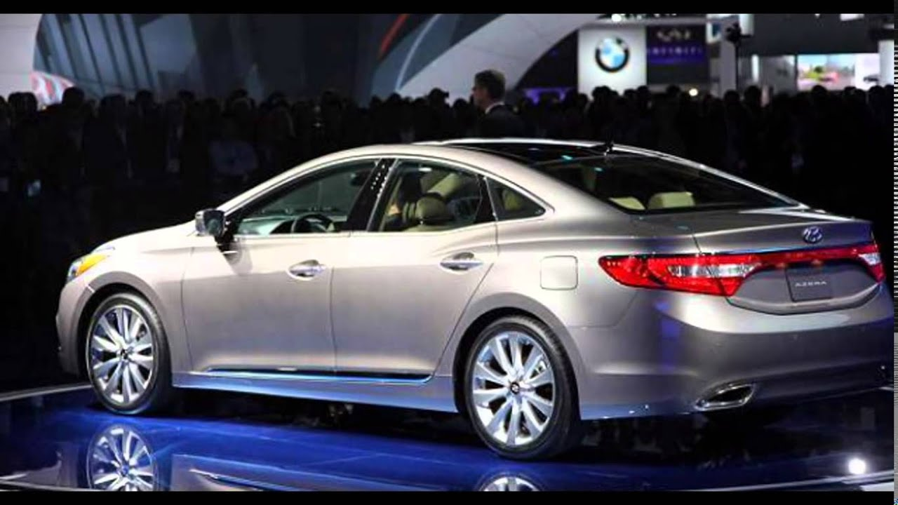 2016 2017 hyundai azera luxury new first drive release date reviews youtube
