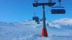 Saxner Liftfahrt im Zeitraffer - Südtirol Ratschings