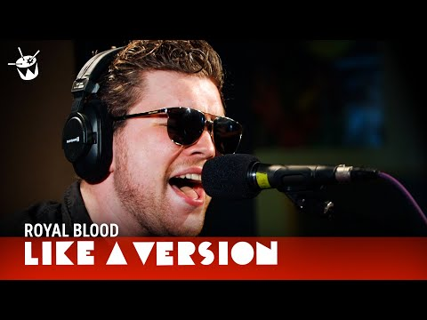 Royal Blood cover Cold War Kids ' Hang Me Up To Dry' for Like A Version