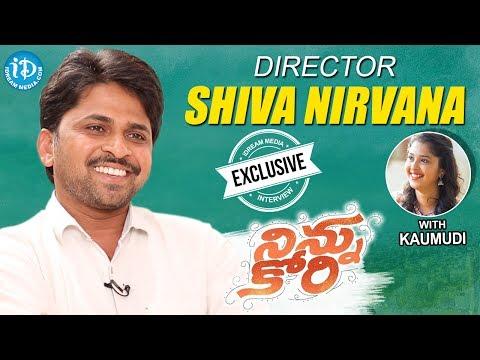 Ninnu Kori Movie Director Shiva Nirvana Exclusive Interview || Talking Movies With iDream #428