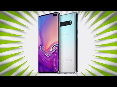 Samsung Galaxy S10 Major Leak - New Design Advantage?