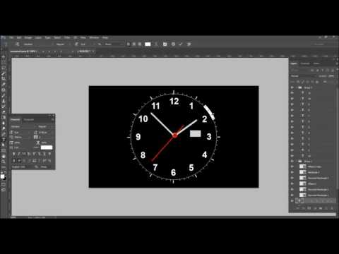 Basic Watch Design in Photoshop