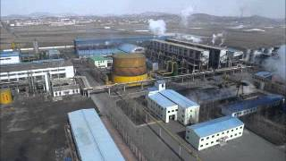 Северная корея: Производство химудобрений