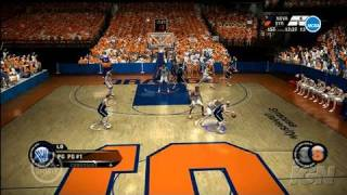 NCAA March Madness 07 Xbox 360 Feature-Commentary -