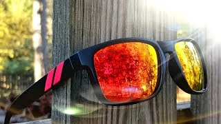 "Blenders Eyeware ""Red Strike"" Sunglasses Review"