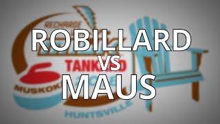 2018 ONT Men's Tankard - ROBILLARD vs MAUS