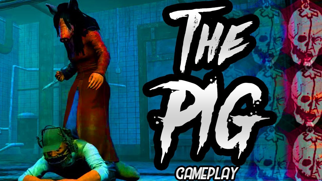 Dead By Daylight - The Pig Gameplay and Mori! #1