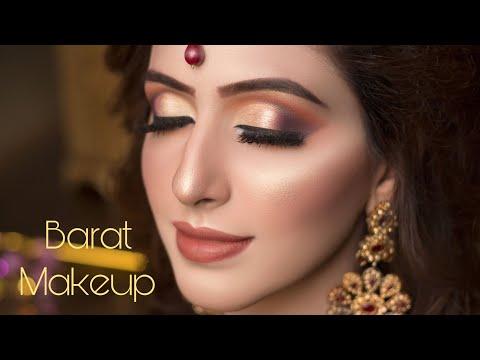 Bridal Makeup Tutorial For Barat 2020