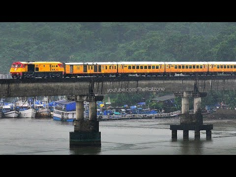 India's fastest capable Train | TEJAS Express | Indian Railways
