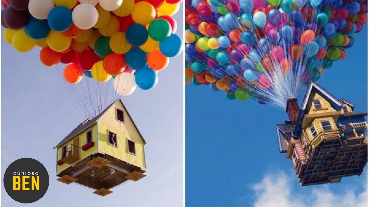 5 casas de dibujos animados que existen en la vida real - Fotos de casas para dibujar ...