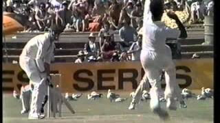 WEST INDIES FAST BOWLERS OF THE 80