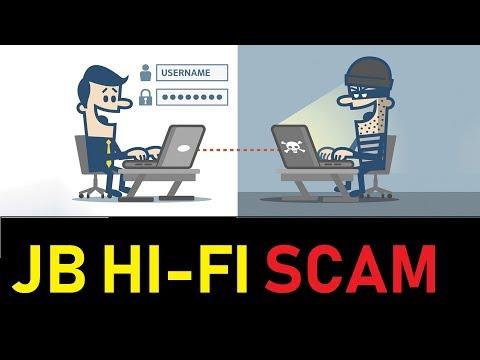 Beware! JB Hi-Fi Scam