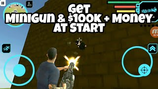 Truck Driver City Crush - Get MiniGun And Lots Of Money At Start - Android Gameplay