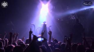 BEHEMOTH - Christians to the Lions [live 2015 in Athens, Greece]
