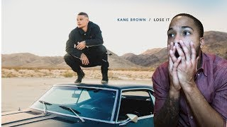 HE'S FIREE!! Kane Brown - Lose It | Country Music Reaction