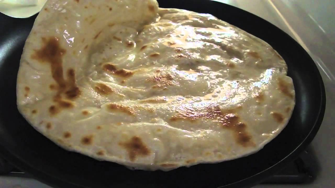 How to cook chapati on stove top - Miriam Rose Kinunda - YouTube