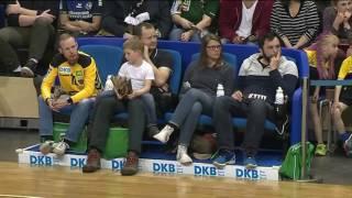 Füchse Berlin schlagen Flensburg